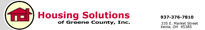 Housing Solutions of Greene County Ohio
